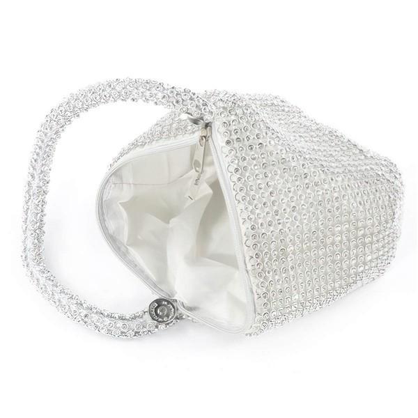 Black Crystal/ Rhinestone Ceremony&Party Crystal/ Rhinestone Handbags
