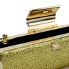 Gold Metal Ceremony&Party Beading Handbags #LDB03160051