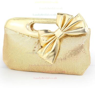 Black Sequin Wedding Bowknot Handbags #LDB03160131
