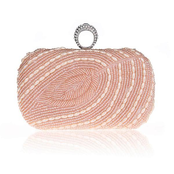 Black Pearl Wedding Pearl Handbags