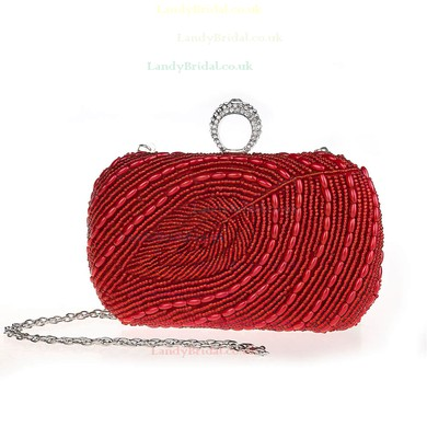 Black Pearl Wedding Pearl Handbags #LDB03160186