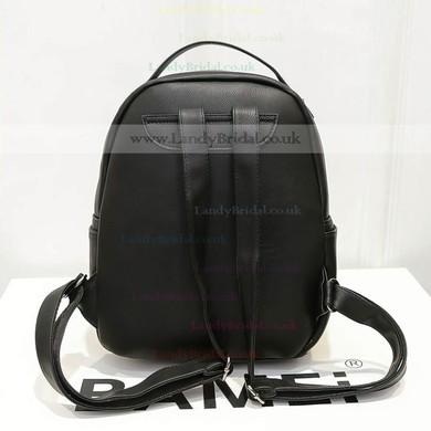 Multicolor PU Office & Career Rivet Handbags #LDB03160161