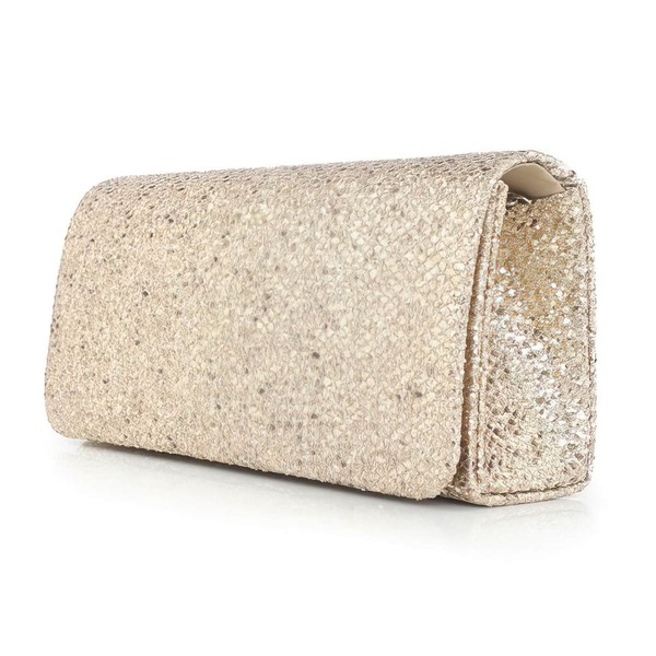 Black Silk Wedding Sequin Handbags