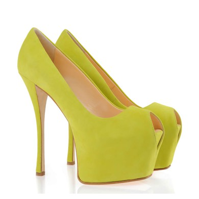 Women's  Suede Pumps #LDB03030437
