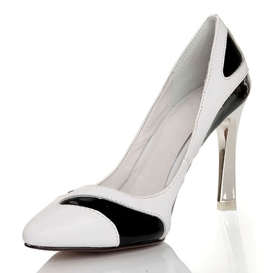 Women's  Patent Leather Pumps #LDB03030447