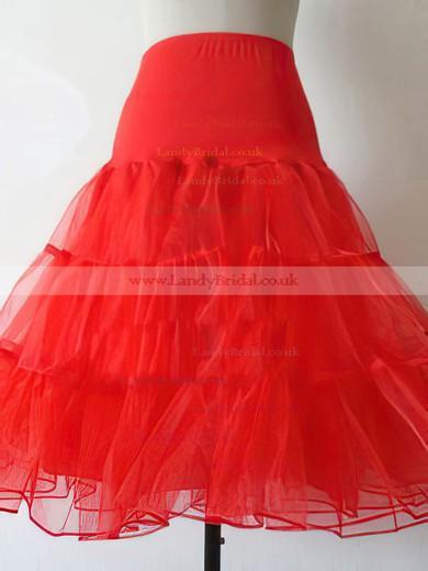 Tulle Netting A-Line Slip Petticoats #LDB03130023