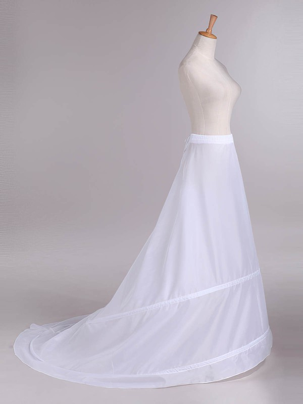 Taffeta Full Gown Slip Petticoats #LDB03130024