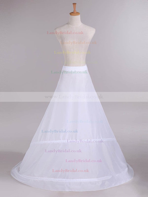 Taffeta Full Gown Slip Petticoats