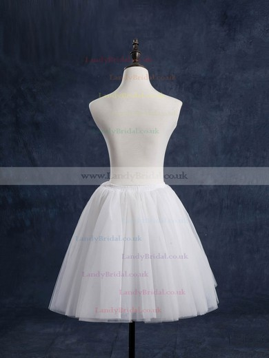 Tulle Netting A-Line Slip 5 Tiers Petticoats #LDB03130026