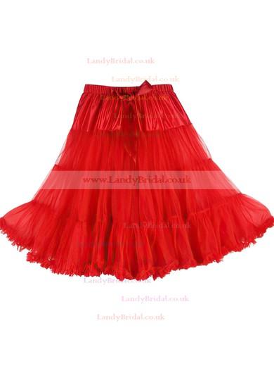 Tulle Netting Half Slip 3 Tiers Petticoats #LDB03130029
