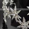 Silver Alloy Headbands #LDB03020055