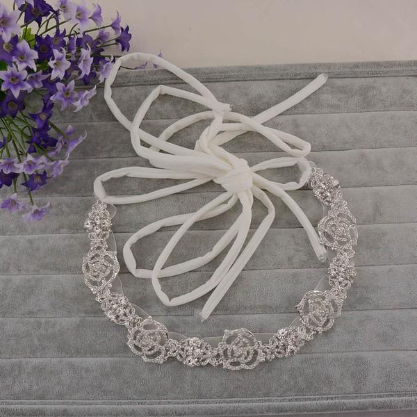 Silver Alloy Headbands