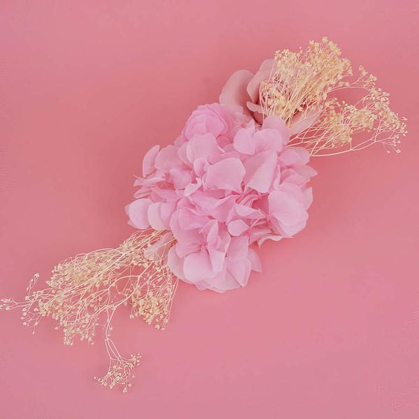 Ivory Silk Flower Flowers & Feathers