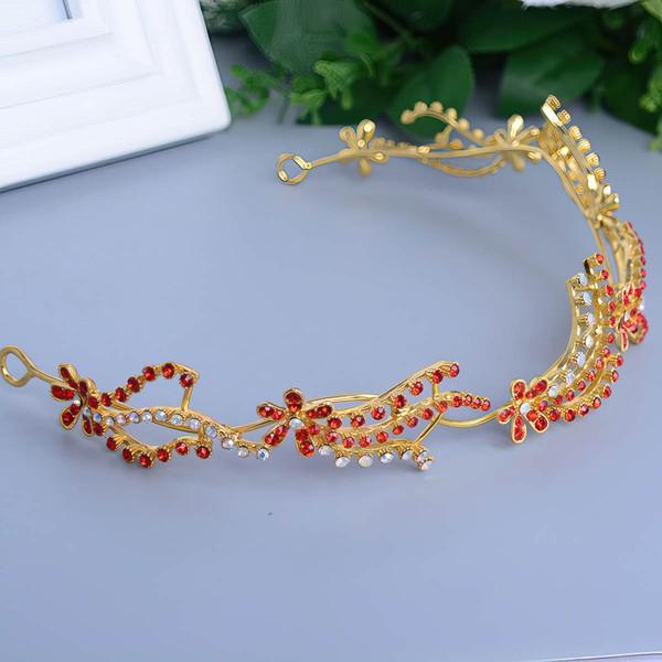 Gold Alloy Headbands