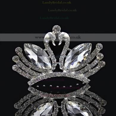 White Crystal Tiaras #LDB03020228
