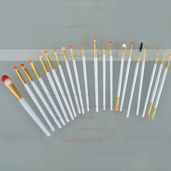 Nylon Professional Makeup Brush Set in 20Pcs