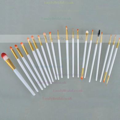 Nylon Professional Makeup Brush Set in 20Pcs #LDB03150008