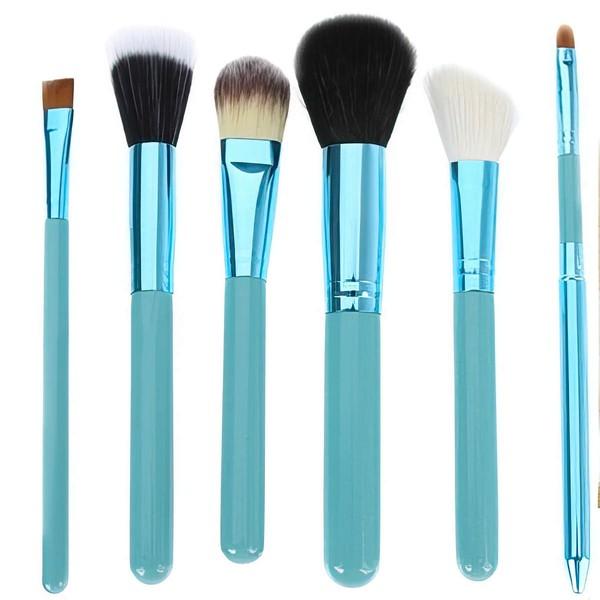 Nylon Professional Makeup Brush Set in 12Pcs
