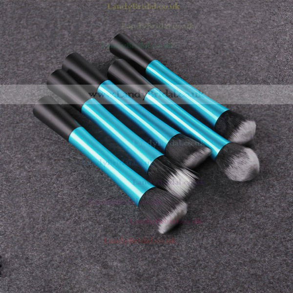 Nylon Professional Makeup Brush Set in 5Pcs
