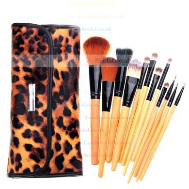 Nylon Professional Makeup Brush Set in 12Pcs #LDB03150020