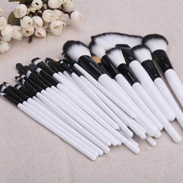 Nylon Professional Makeup Brush Set in 32Pcs #LDB03150027