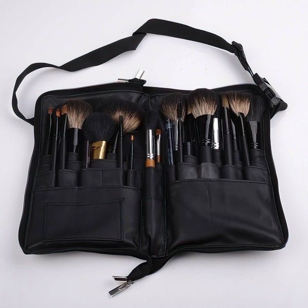 Nylon Professional Makeup Brush Set in 24Pcs #LDB03150029