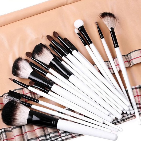 Nylon Professional Makeup Brush Set in 20Pcs #LDB03150038