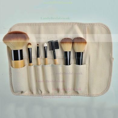 Nylon Travel Makeup Brush Set in 7Pcs #LDB03150049