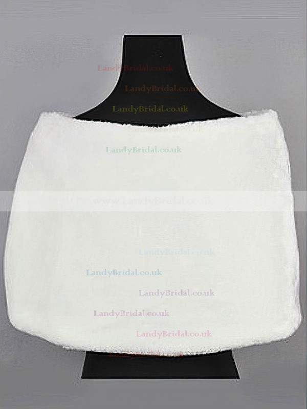 Nice Faux Fur Wedding/Evening Shawls #LDB03040001