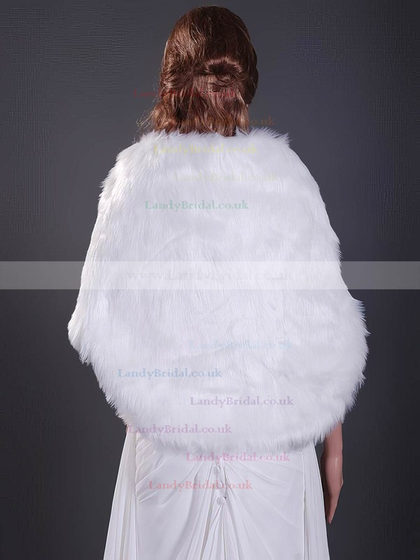 Feather/Fur Wedding Shawls #LDB1420007