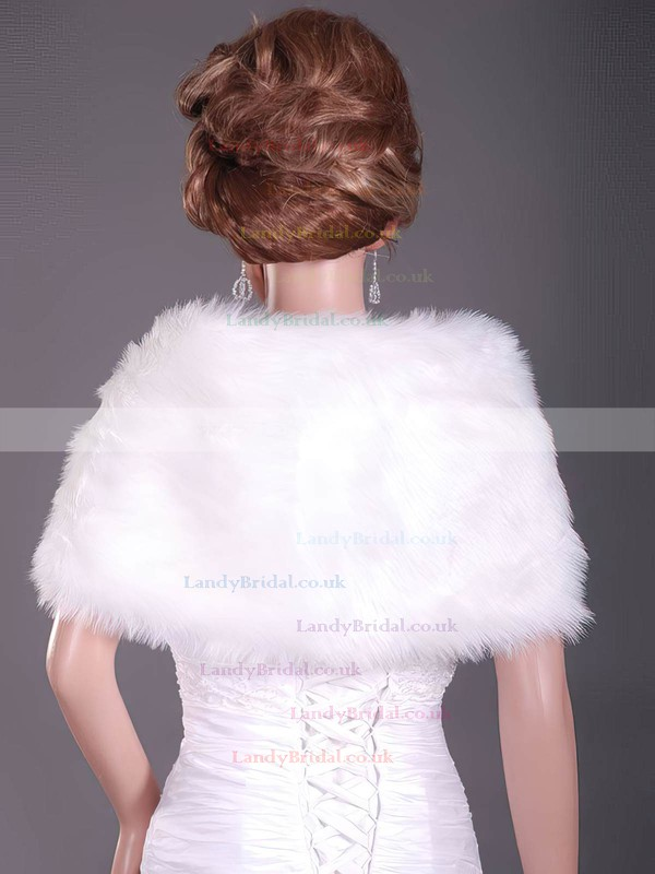 Elegant Feather/Fur Party/Evening/Holiday/Wedding Shawls #LDB1420023